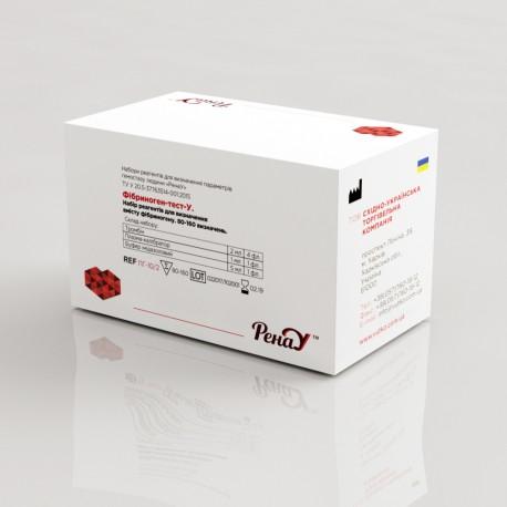 Фибриноген-тест-У (80-160)