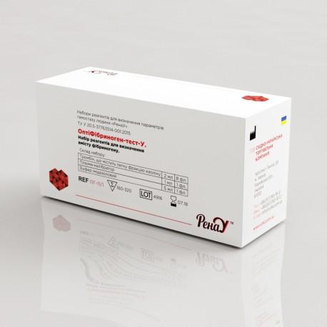 ОптиФибриноген-тест-У