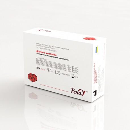 Гемоглобін-контроль