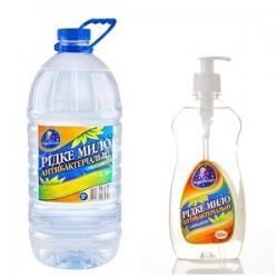 Жидкое мыло антибактериальное